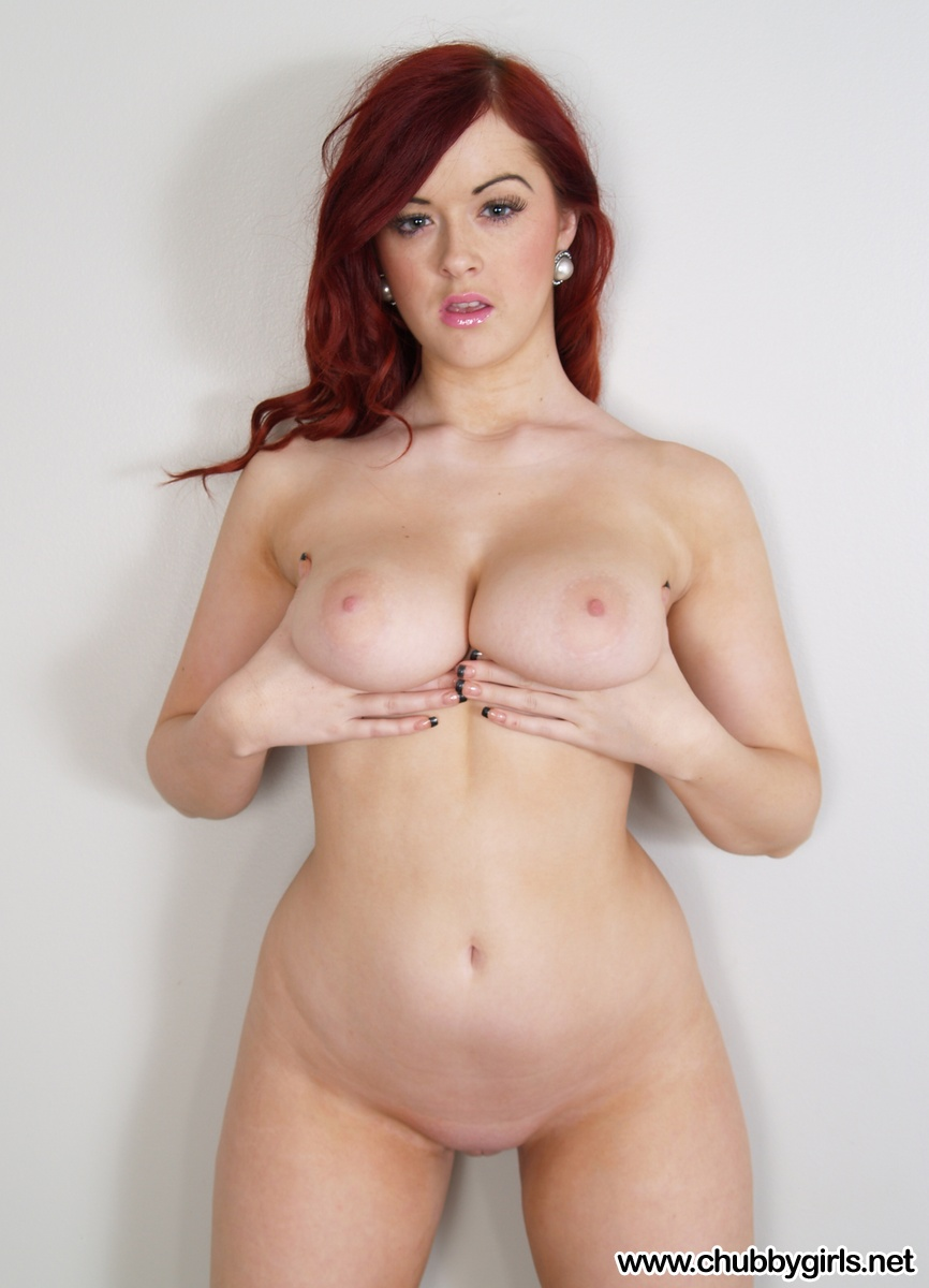 Chubby girl tumbs